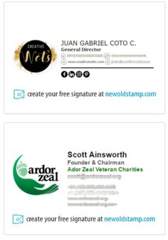 Best Email Signatures 2019 27 Best Business email signatures images in 2019 | Business emails