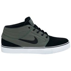 Nike SB Stefan Janoski Mid  Nori  Newly available from Nike SB is a
