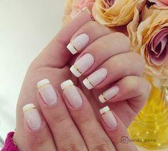 Diy Beauty, Beauty Hacks, Nails Only, Manicure Y Pedicure, Cool Nail Art, Nail Arts, Wedding Nails, Toe Nails, Nails Inspiration