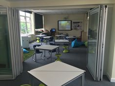 South Kendington's Prep School with VS Shift+ furniture