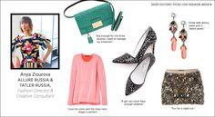 Anya's Fashion Week essentials