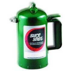 SPRAYER 1QT GREEN by Milwaukee Electric Tools. $47.52. Features and Benefits:  Features metal construction, brass nozzle, and corrosion resistant internal working parts 32 oz. liquid capacity Can be used with oil and solvent based materials  Powder coated finish