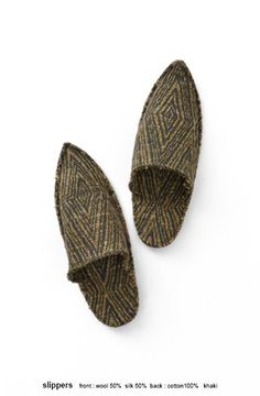 // Slippers | Jurgen Lehl