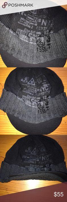 Men's beanie hat Men's beanie hat in excellent condition. Other