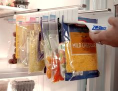 Zip n Store – Food Storage, Simple and Easy with ZipLock bags!