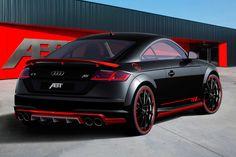 Audi TT tuned by ABT.