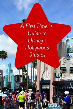 Here is my guide for a first timer's visit to Disney's Hollywood Studios, one of the 4 theme parks in the Walt Disney World complex.