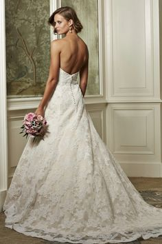 Aline wedding dresses | 112 photos