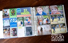 Project Life - Week 37 by Susan Weinroth