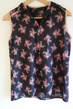 ZowieZo: urban style  bangkok basic blouse