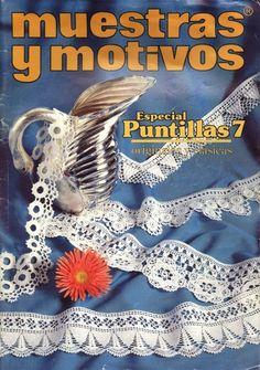 Gallery.ru / Фото #1 - Muestras y Motivos Especial Puntillas 7 - tymannost