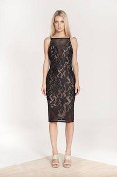 ELLIATT Fervor Dress, August Collection 2016.