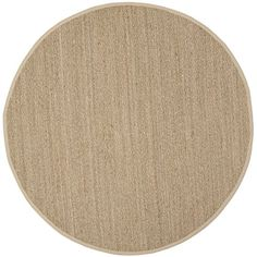 Safavieh Natural Fiber Collection NF115A Handmade Natural and Beige Seagrass Round Area Rug, 8-Feet Safavieh http://www.amazon.com/dp/B00NR3TZD0/ref=cm_sw_r_pi_dp_CH09ub0Z2Z0HD