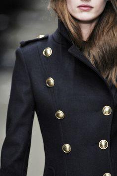 chateau-de-luxe:moda-senza-tempo:Fall 2010 Ready-to-Wear Burberry Prorsum