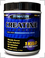 Creatine - Pure : Micronized Creatine (1000g)
