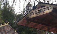 Finish That Disney Parks Sign: New Orleans Square Station at Disneyland Park tami@goseemickey.com