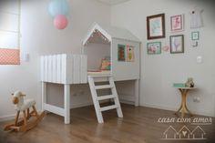 Ideia de decoração quarto Infantil - Por Blog Dádiva de Mãe