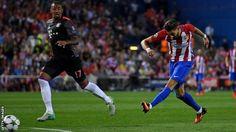 Atletico Madrid 1-0 Bayern Munich maç özeti