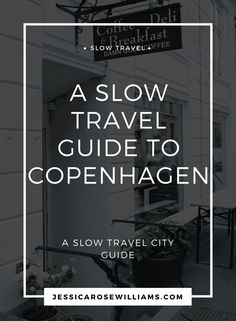 My slow travel guide to a weekend in Copenhagen. Slow travel tips on where to go and what to do in the world's happiest city Travel Guides, Travel Tips, Travel Destinations, Travel Abroad, Travel Europe, Bucket List Europe, Copenhagen Travel, Copenhagen City, Royal Copenhagen