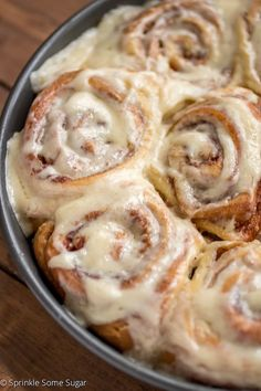 Soft and Fluffy Cinnamon Rolls. The ultimate cinnamon rolls! Gooey, soft, tender and pretty much perfect.