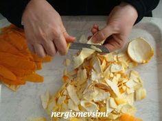 Portakal kabuğu reçeli tarifi Portakal kabuğu reçeli nasıl yapılır   Hazır satılan pek çok gıdanın içeriğini bilemediğimde...