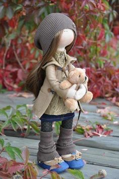 Everything about this doll is sweet :)