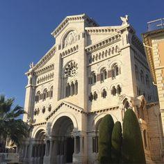 #Rocher Monaco cathedral #monaco #cathedral #nofilterneeded by lilhan29 from #Montecarlo #Monaco