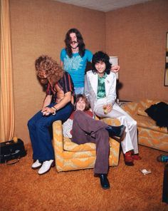 The Led Zeppelin lads!