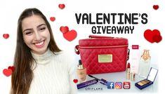Διαγωνισμός Oriflame Kritikaki Effie με δώρο Set μακιγιάζ, γυναικείο άρωμα και νεσεσέρ