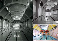 A look at Paris' vintage public swimming pools, starting with Piscine Molitor made famous by Life of Pi, plus 8 other pools like Deligny, Tourelles and Hebert.