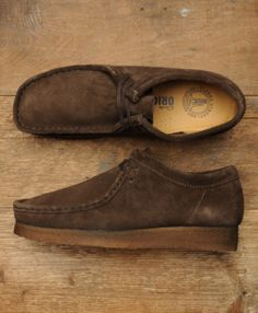 Clarks Originals Wallabee - Online Designer Store - scotts Menswear