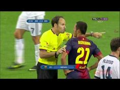 Real Madrid Vs Barcelona 2-1 All Goals And Highlights Super Cup 2nd leg 4-4 on aggregate Madrid win on away goals 29/8/2012
