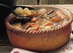 Venison Stew- wish i'd had this recipe last night!