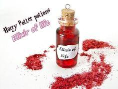 Harry Potter Potions: Elixir of Life - YouTube