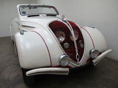 1938 Peugeot 402BL Eclipse Decapotable   Beverly Hills Car Club