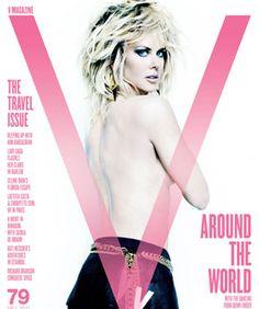 Nicole Kidman Is Ageless, Perfect In V Magazine