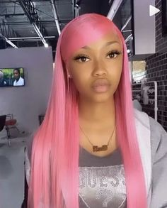 Women Pink Wigs Lace Front Hair Half Blonde Half Pink Hair Blue And Pink Short Hair Purple Pink Highlights – cressral Wig Styles, Short Hair Styles, Natural Hair Styles, Baddie Hairstyles, Curly Hairstyles, Wedding Hairstyles, Everyday Hairstyles, Colored Weave Hairstyles, Cute Weave Hairstyles