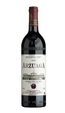 VINO TINTO ARZUAGA RESERVA  Vinos Tintos - D.O. Ribera del Duero   27.47€    Precio con I.V.A. Incluido