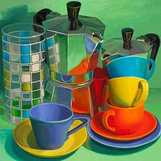 Marian Dioguardi - Moka Pot Moments