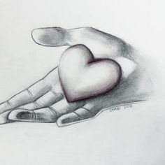 Herz Hand – Herz Herz Hand – Herz,Zeichnungen Herz Hand There are images of the best DIY designs in the world. Easy Pencil Drawings, Heart Pencil Drawing, Drawings For Him, Cute Drawings Of Love, Pencil Sketch Drawing, Art Drawings Sketches Simple, Drawing Base, Drawing Ideas, Drawings Of Hearts