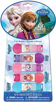Frozen Lip Balm 5 Count >>> Check out the image by visiting the link. (Note:Amazon affiliate link)