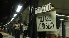 Auftritt des Tages: Wie zwei Studenten die New Yorker U-Bahn zu einem besseren Ort machen  | HORIZONT.NET