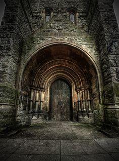Arches, Edinburgh, Scotland