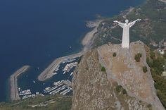 The Tallest Statues of Jesus Christ in the World  #JesusJourneyBucketList  Christ the Redeemer of Maratea – Italy