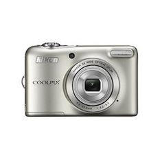 Nikon COOLPIX L30 20.1 MP Digital Camera with 5x Zoom NIKKOR Lens and 720p HD Video (Red) - http://www.bestdigitalcamera.org/nikon-coolpix-l30-20-1-mp-digital-camera-with-5x-zoom-nikkor-lens-and-720p-hd-video-red/  Check out  http://www.bestdigitalcamera.org for the best digital camera
