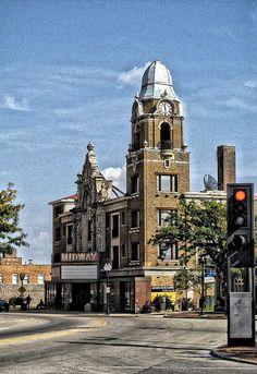 Rockford Illinois ~ Midland Theatre ~ Historic Building | Flickr