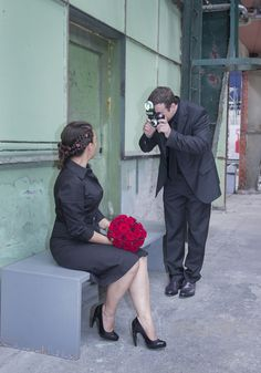 Een oude fotocamera #accessoiresweddingpictures Tips, Om, Fictional Characters, Accessories, Fantasy Characters, Counseling