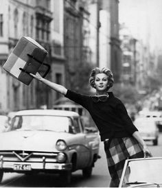 deeda blair photographed by helmut newton, 1959