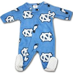 UNC Kids Sleeper. If I ever have a little boy, he will have this!