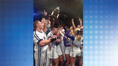 UK cheerleading won their 20th National Title